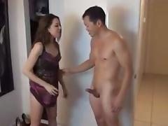 Cock teasing NOT my step brother