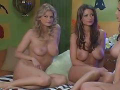 Veronika Zemanova topless talk