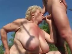 Granny, BBW, Fucking, Granny, Mature, Old
