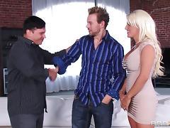 Wife, Blonde, Couple, Fucking, Hardcore, Mature