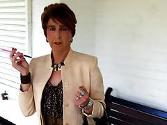 Mandy Pink Holder Smoke Darlington Park