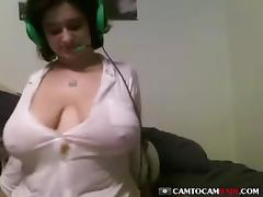 Webcam, Arab, BBW, Big Tits, Boobs, Chubby