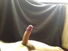 Another hands free cumshot