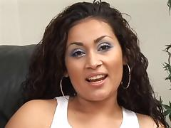 Latina, Amateur, Double, Interracial, Latina, Double Penetration