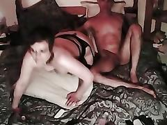 Late night anal sex