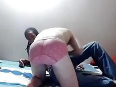 Alluring boy is playing in his room and shooting himself on webcam