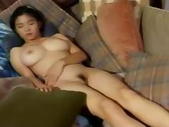 Bunny, Asian, Big Tits, Boobs, Bunny, Japanese