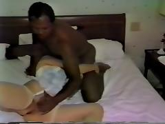 Mommy, Amateur, Creampie, Fucking, Husband, Interracial