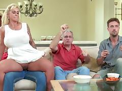 Obese, Ass, BBW, Big Ass, Big Tits, Blonde