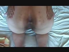 bbw slut anal