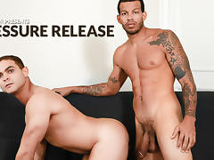 Brock Avery & Mike Mann in Pressure Release XXX Video