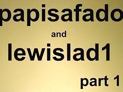 BALLS UNFATHOMABLE FUCK OF XTUBE USER LEWISLAD1 BY PAPISAFADO