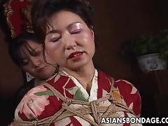 Asian Mature, Asian, BDSM, Bondage, Bound, Fetish