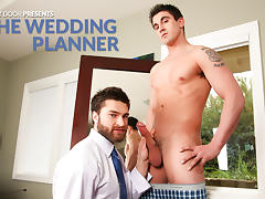 Derrick Dime & Abel Archer in The Wedding Planner XXX Video