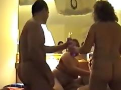 Mature swinger foursome part 2