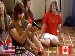 American, 18 19 Teens, Amateur, American, Blonde, Brunette