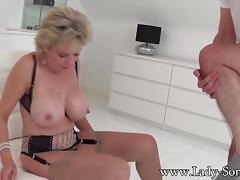 All, Blowjob, Boobs, British, Cum, Lady
