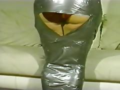 Egyptian mummy girl