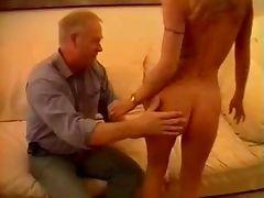 blonde prostitute