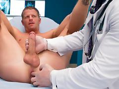 Jimmy Durano & Jeremy Stevens in My Doctor Sucks Scene