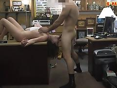 Customers wife pounded by pawn keeper