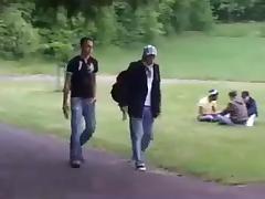 Outdoor Fun (German Gay Porn)
