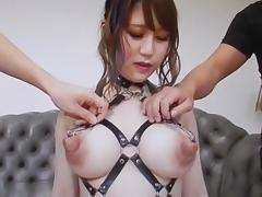 Bondage, Asian, Big Tits, Bondage, Boobs, Huge