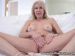 Erica Lauren in Solo Before The Salesman - PornstarPlatinum