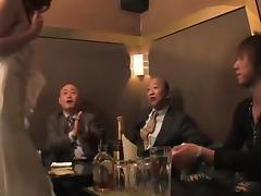 Rui Yazawa Uncensored Hardcore Video with Gangbang, Swallow scenes