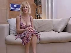 British, Audition, Big Tits, British, Casting, Mature