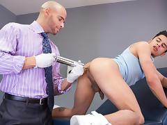 Armond Rizzo & Sean Zevran in Hard Medicine Video