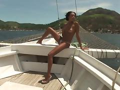 Boat, Anal, Ass, Assfucking, Boat, Brazil