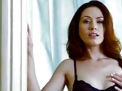 Sara shevon fucking in black stockings