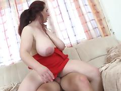 Zabrina is one of those plump babes who quickly fall in love with cock