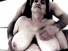 Granny, Big Tits, Boobs, Femdom, Granny, Mature