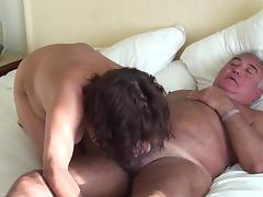 Lynn suck and riding cock