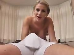 Sloppy bj from this goddess all sissies must worship
