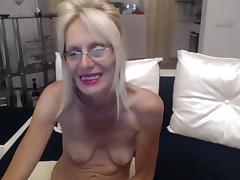 Granny, Amateur, Granny, Horny, Masturbation, Mature