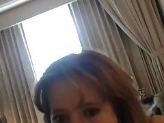 Claudia De Guatemala chupando y montando Polla Grande