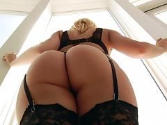 Big Ass, Babe, Big Ass, Big Cock, Big Tits, Blowjob