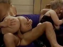 Bigtit mature group sex