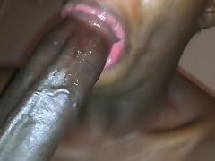 Ghetto, Cum in Mouth, Penis, Ghetto, Mouthful