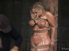 Fat Teen, BBW, BDSM, Bondage, Bound, Chubby