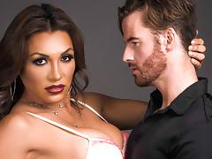 Brendan Patrick & Jessy Dubai in TS Sister In Law - TransSensual