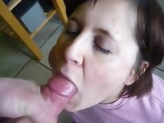 Homemade, Cum, Cum in Mouth, Homemade, Mature, POV
