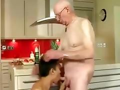Old Man Fucked Asian Twink