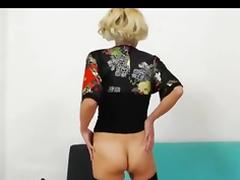 Huge, Huge, Masturbation, Pussy, Stockings, Labia