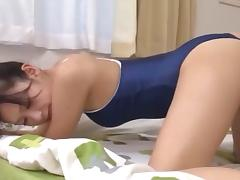 Bikini, Asian, Bikini, Brunette, Drilled, Hardcore