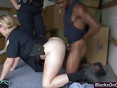 Threesome, Big Tits, Boobs, Cop, Fucking, Group