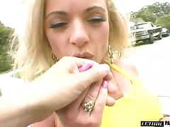Boots, Anal, Blonde, Blowjob, Boots, Close Up